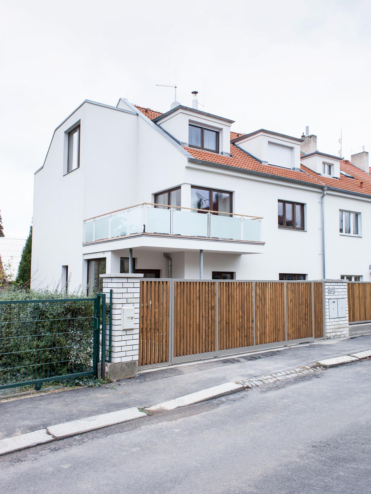 Villa Jiřinková